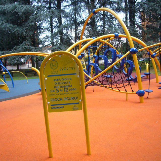 Parco giochi di Viale Italia – Castellanza