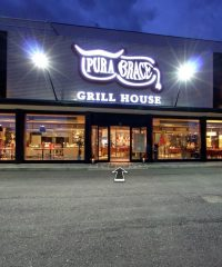 Pura Brace – steak house