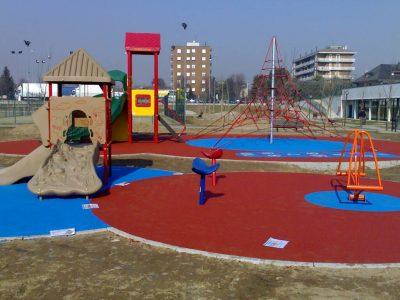 Parco giochi Centro Sportivo Comunale – Nova Milanese