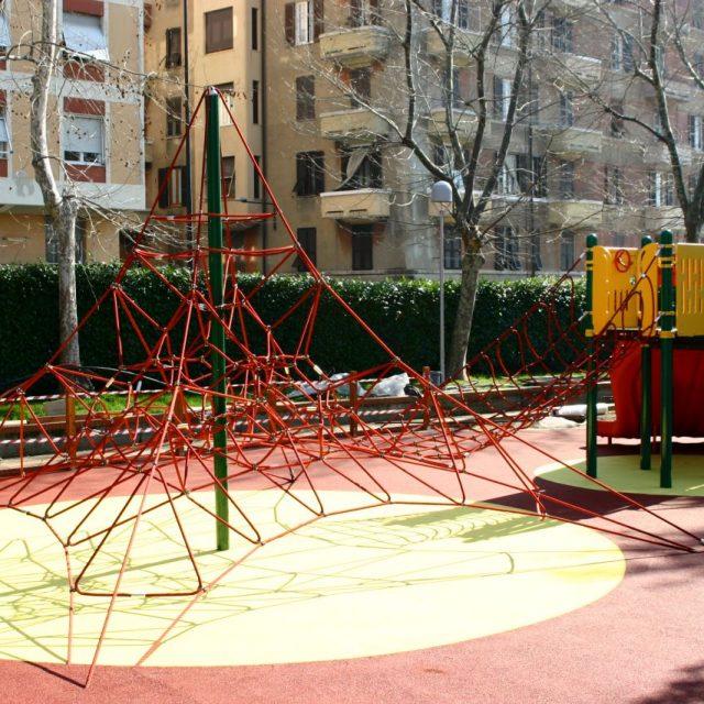 Parco giochi Via delle Trincee – Savona