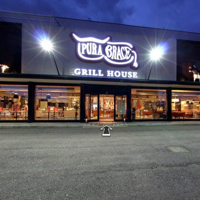 Pura Brace – steak house