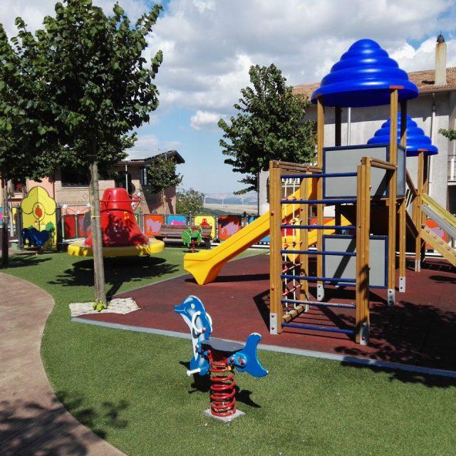 Parco giochi Coccinella – Scampitella