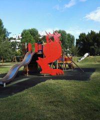 Parco giochi Milano – Via Monte Rotondo/Gregorovius