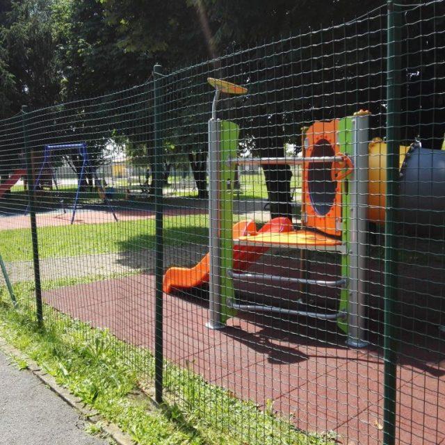 Parco giochi comunale di Camparada