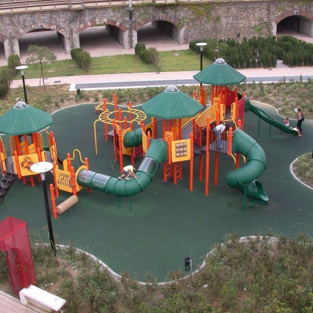 Parco giochi di Via Fiumara – Genova